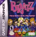 Bratz Game Boy Advance Front Cover