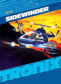 Sidewinder VIC-20 Front Cover