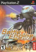 Battle Engine Aquila PlayStation 2 Front Cover