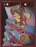 Donkey Kong Arcade Front Cover