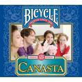 Bicycle Canasta Windows Front Cover