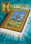 Heroes of Might and Magic Windows Front Cover 1st version