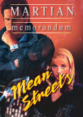 Mean Streets + Martian Memorandum Linux Front Cover 1st version