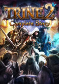 Trine 2: Complete Story Linux Front Cover 1st version