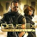 Deus Ex: The Fall Android Front Cover
