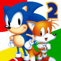 Sonic the Hedgehog 2 Android Front Cover