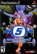 Space Channel 5 (Special Edition) PlayStation 2 Front Cover