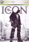 Def Jam: Icon Xbox 360 Front Cover