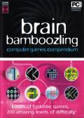 Brain Bamboozling: Computer Games Compendium Windows Front Cover