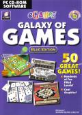 Galaxy of Games: Blue Edition Windows Front Cover