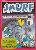 Smurf: Rescue in Gargamel's Castle Atari 2600 Front Cover