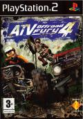 ATV Offroad Fury 4 PlayStation 2 Front Cover