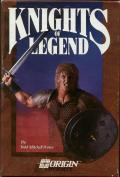 Knights of Legend DOS Front Cover