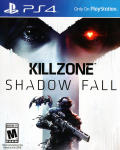 Killzone: Shadow Fall PlayStation 4 Front Cover