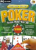 Poker: Texas Hold'Em 3D Windows Front Cover