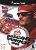 NASCAR Thunder 2003 GameCube Front Cover