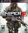 Sniper: Ghost Warrior 2 PlayStation 3 Front Cover