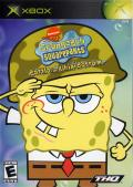SpongeBob SquarePants: Battle for Bikini Bottom Xbox Front Cover