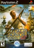 Medal of Honor: Rising Sun PlayStation 2 Front Cover