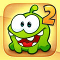 Cut the Rope 2 iPad Front Cover