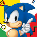 Sonic the Hedgehog iPad Front Cover