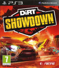 DiRT: Showdown PlayStation 3 Front Cover