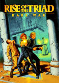 Rise of the Triad: Dark War Linux Front Cover