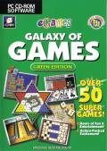 Galaxy of Games: Green Edition Windows Front Cover