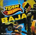Team Hot Wheels: Baja Macintosh Front Cover