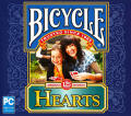 Bicycle Hearts Windows Front Cover