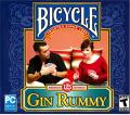 Bicycle Gin Rummy Windows Front Cover
