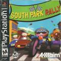 South Park Rally PlayStation Front Cover also Manual Front