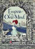 Empire of the Over-Mind Atari 8-bit Front Cover