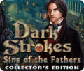 Dark Strokes: Sins of the Fathers (Collector's Edition) Macintosh Front Cover