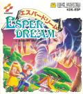 Esper Dream NES Front Cover
