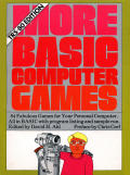 More BASIC Computer Games TRS-80 Front Cover