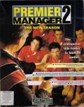 Premier Manager 2 DOS Front Cover