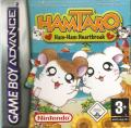 Hamtaro: Ham-Ham Heartbreak Game Boy Advance Front Cover