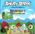 Angry Birds: Breakfast 1 Macintosh Front Cover