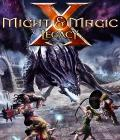 Might & Magic X: Legacy Windows Front Cover