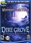 Mystery Case Files: Dire Grove Windows Front Cover