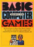 BASIC Computer Games Apple II Front Cover
