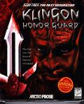 Star Trek: The Next Generation - Klingon Honor Guard Windows Front Cover