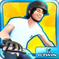 BMX Bike Ride & Run Android Front Cover