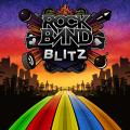 Rock Band Blitz PlayStation 3 Front Cover