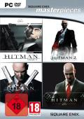 Hitman Quadrilogy Windows Front Cover