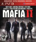 Mafia II: Director's Cut PlayStation 3 Front Cover