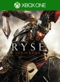 Ryse: Son of Rome Xbox One Front Cover 1st version
