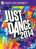 Just Dance 2014 Xbox 360 Front Cover