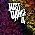 Just Dance 4 PlayStation 3 Front Cover